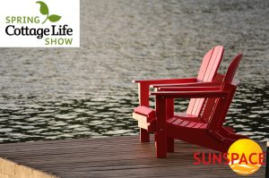 Win your tickets to the 2017 Spring Cottage Life Show March 31 to April 2, 2017!